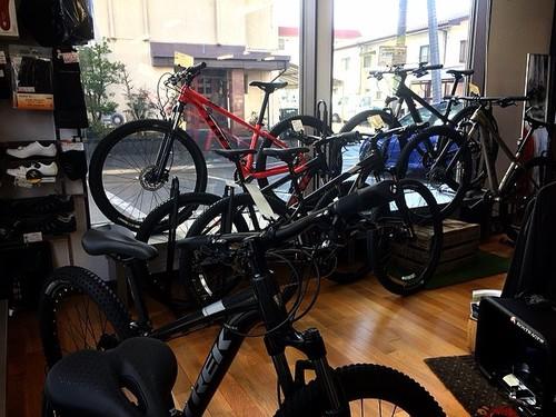 冬の自転車通学or通勤なら、絶対マウンテンバイク!