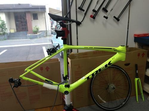 「ご購入頂いた自転車、実は愛情詰まってます」の巻