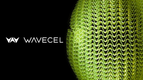 新しいWaveCelヘルメットが登場!