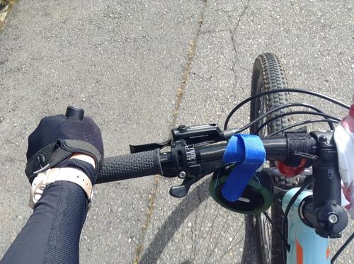 【バーエンド】クロスバイク、マウンテンバイクのサイクリングをより快適に!