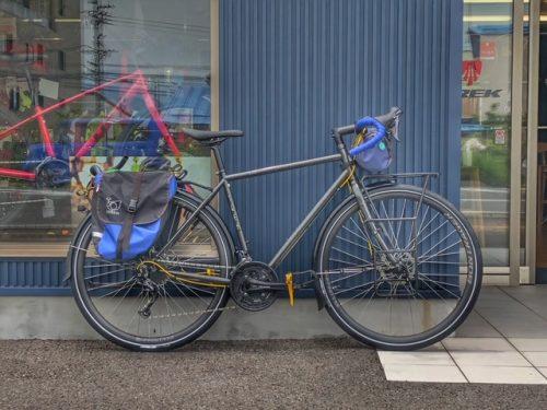 アガリのバイク!?貴方は「TREK 520」の魅力を感じ取れるか。