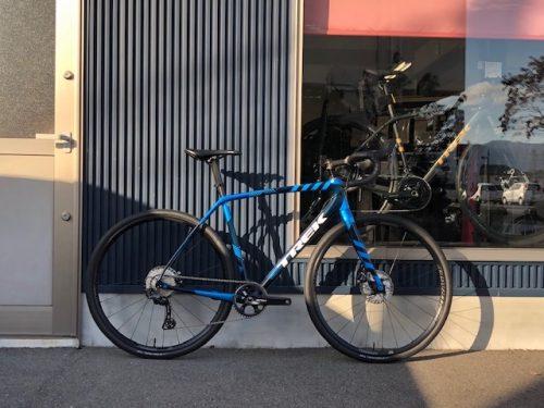 【TREK BOONE6】ロードバイクより軽い!?万能シクロクロスはいかが?
