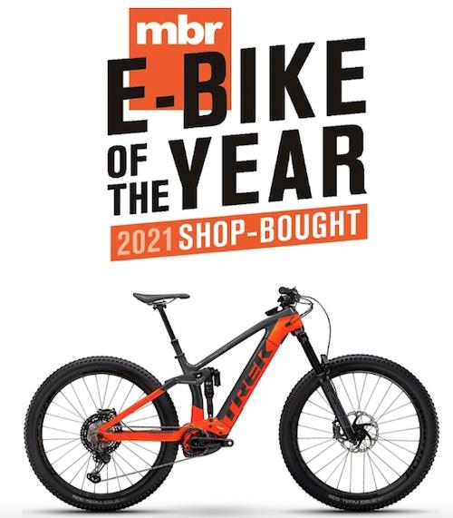 【Rail9】e-bikeオブザイヤーを受賞 【e-MTB】