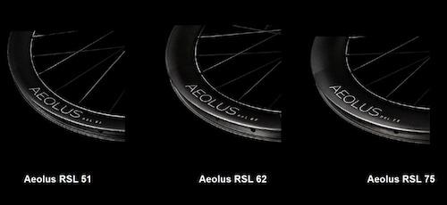 ボントレガー史上最速ホイール『Aeolus RSL シリーズ』発売です。