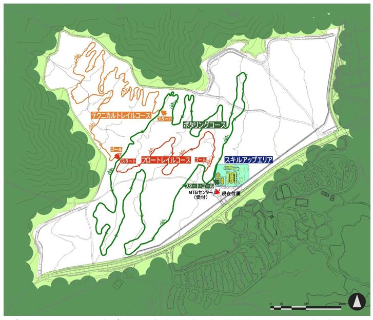 5/23(日)アルプス安曇野MTBパークへ行きましょう!