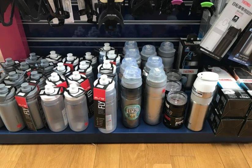 ボトル大量入荷!保冷ボトルの季節です!