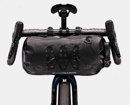 【Bontrager】大容量ハンドルバッグが発売!【ハイドレーション付き】